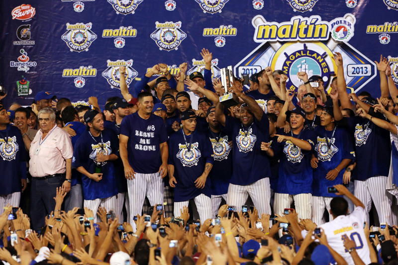 ¡No hay quien le gane al Magallanes!