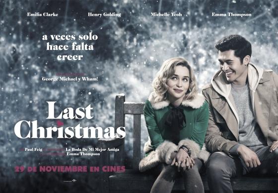 "Emilia Clarke protagoniza ""Last Christmas"", la comedia navideña del año"
