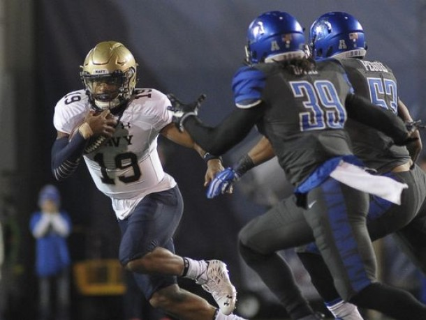 Group Of 5 Hunting For New Year's Six Bowl Bid