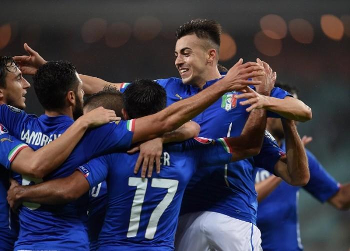 Italia, i 23 per Euro 2016