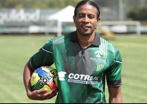 Lionard Pajoy Signs for La Equidad