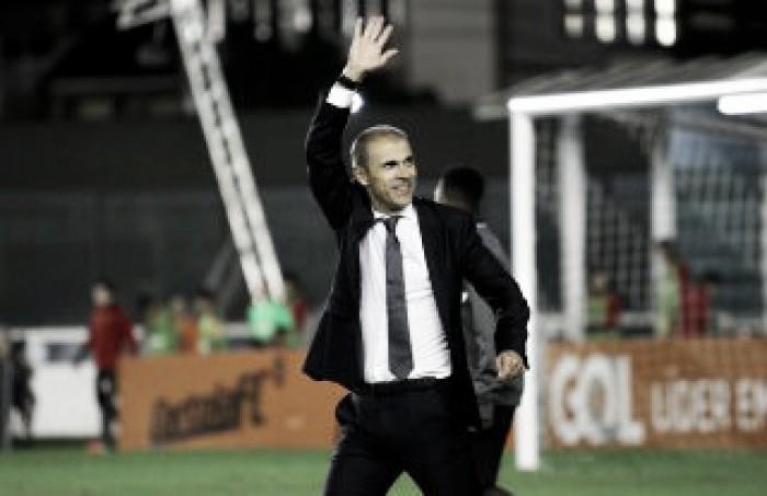 Milton Mendes enaltece mudanças depois de bater o Vitória ''Entrada dos jogadores fez a diferença''