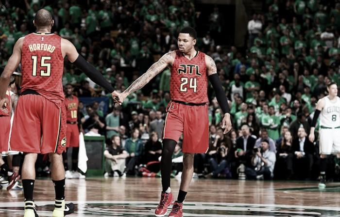 Nba playoffs, gli Hawks non sbagliano a Boston e chiudono la serie (92-104)