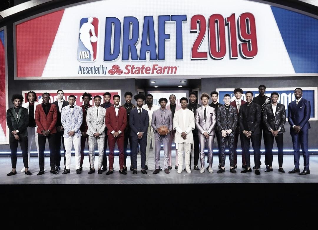 Em noite de Draft, Pelicans escolhem Zion Williamson na 1° posição; Confira as 60 escolhas