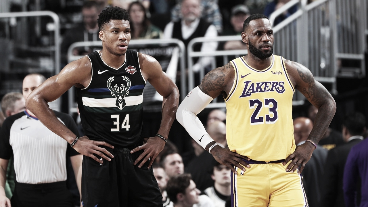 Com a NBA parada devido ao coronavírus, veja como anda cada situação na liga