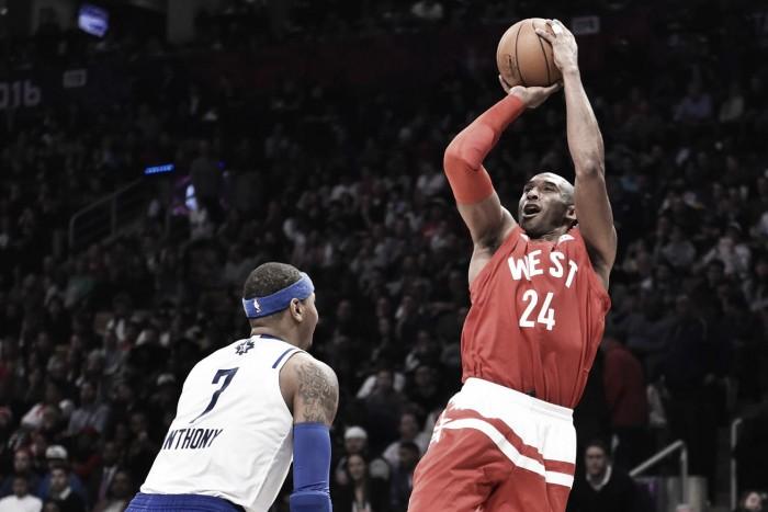 NBA All Star Game: Oeste vence Este na despedida de Kobe Bryant