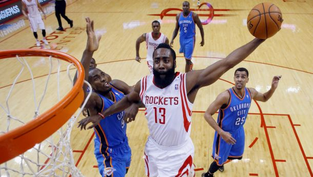 James Harden, una barba per un uomo