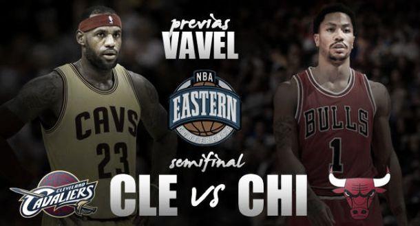 Cleveland Cavaliers - Chicago Bulls: el duelo más esperado del Este