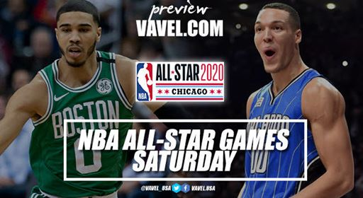 All-Star Saturday Preview: Skills Challenge, Three-Point Contest & Dunk Contest