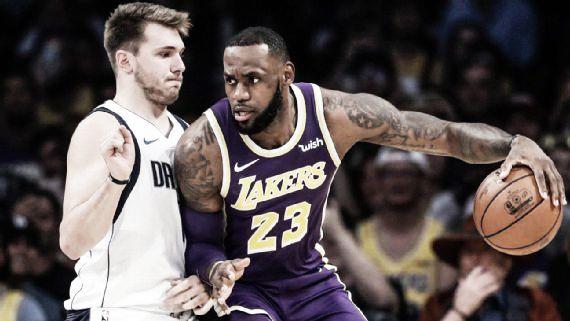 NBA: La observación de los resultados