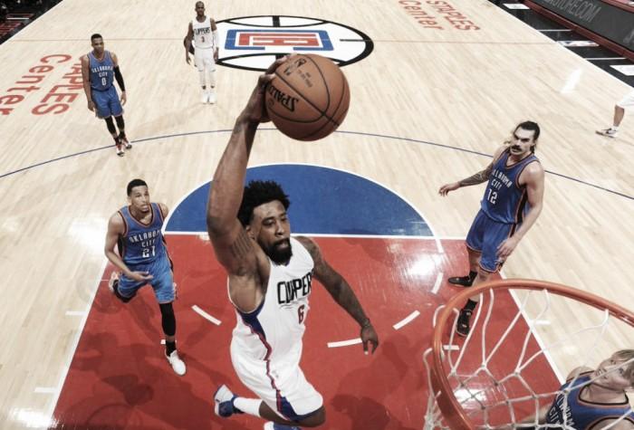Remontada increíble de los Clippers