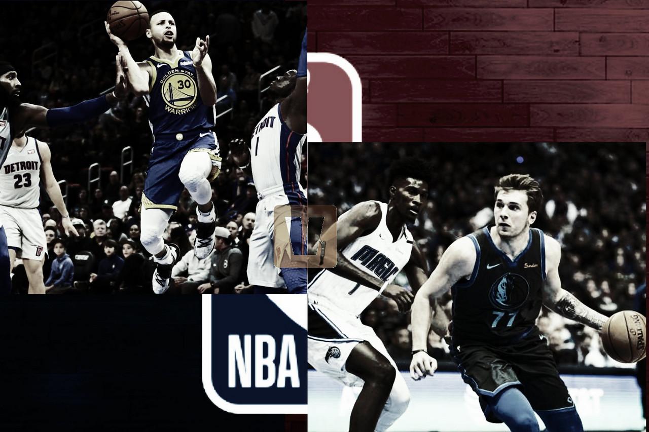 NBA: Semana de paridad y los MVP no paran