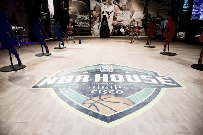 NBA House será 'paraíso' dos fãs de basquete brasileiros; saiba mais