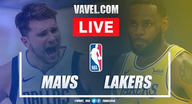 Full Highlights: Mavericks 115-138 Lakers in 2020 NBA Regular Season