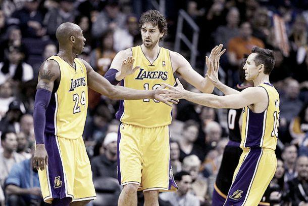 Los Angeles Lakers 2013/2014
