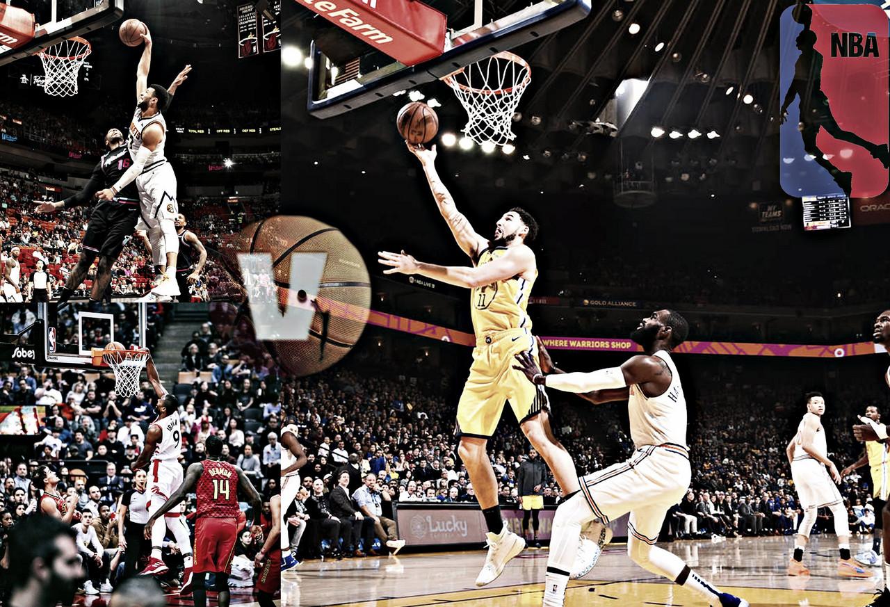 Resumen NBA: Lo mejor de la noche entre Oeste y Este