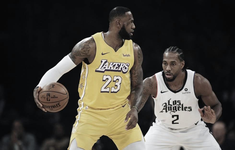 Vuelve la NBA y como vuelve