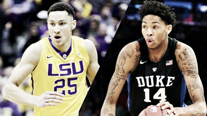 2016 NBA Mock Draft: Roundtable Discussion - First Round