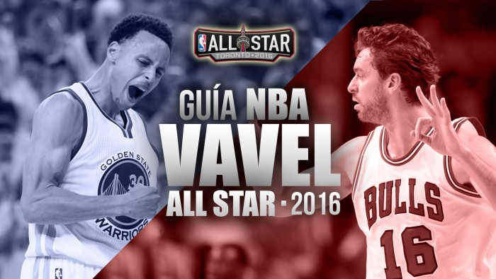 Guía VAVEL del All-Star NBA 2016