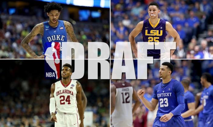 NBA - Mock Draft 2016