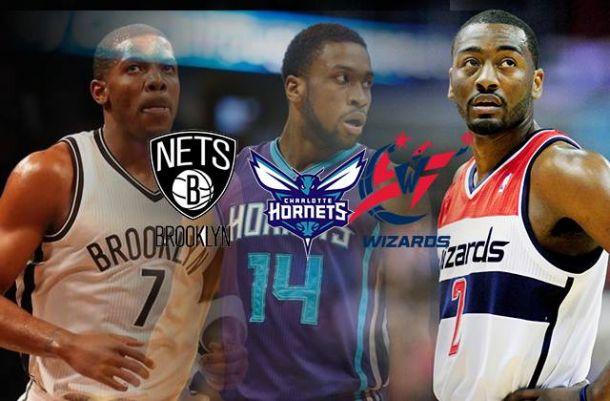 NBA Preview, ep. 1: Washington Wizards, Charlotte Hornets e Brooklyn Nets