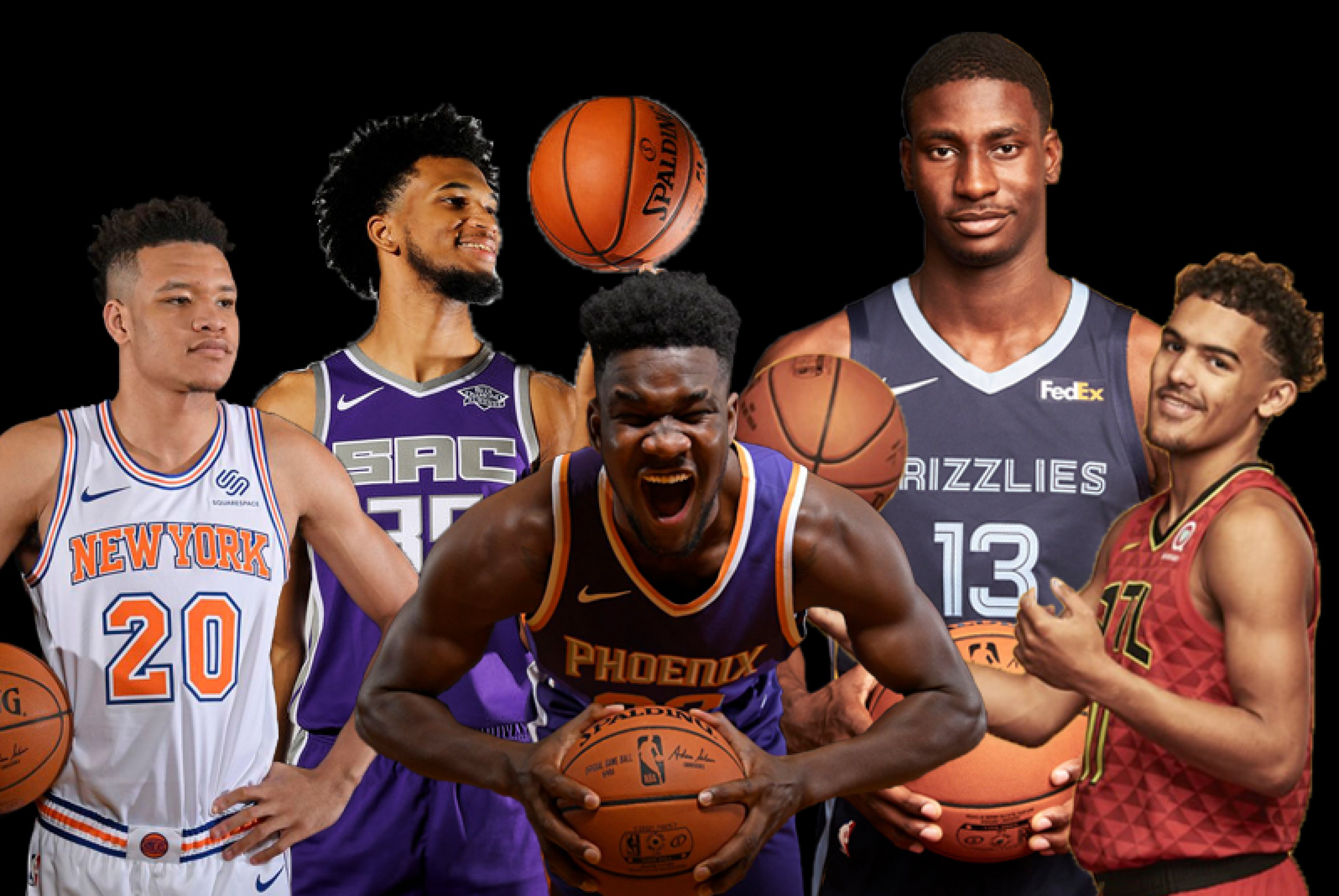 Early favorites for NBA Rookie of the Year