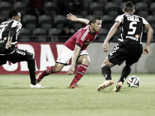 Benfica na Choupana e pensamento em Guimarães