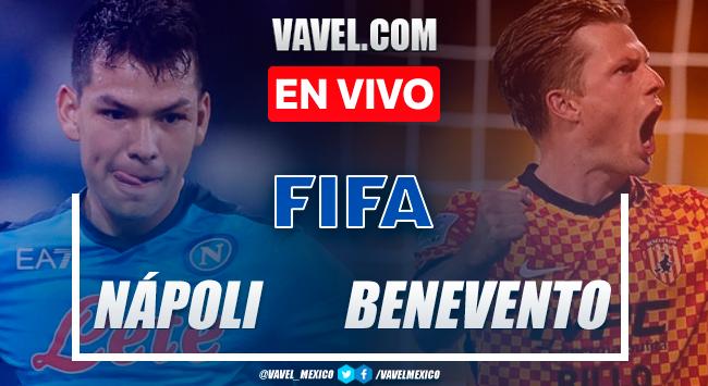 Resumen y goles: Nápoli 1-5 Benevento en Partido Amistoso 2021