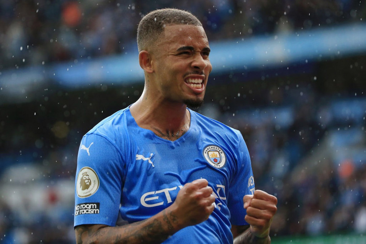 Manchester City's failure to sign a striker presents a huge opportunity for Gabriel Jesus