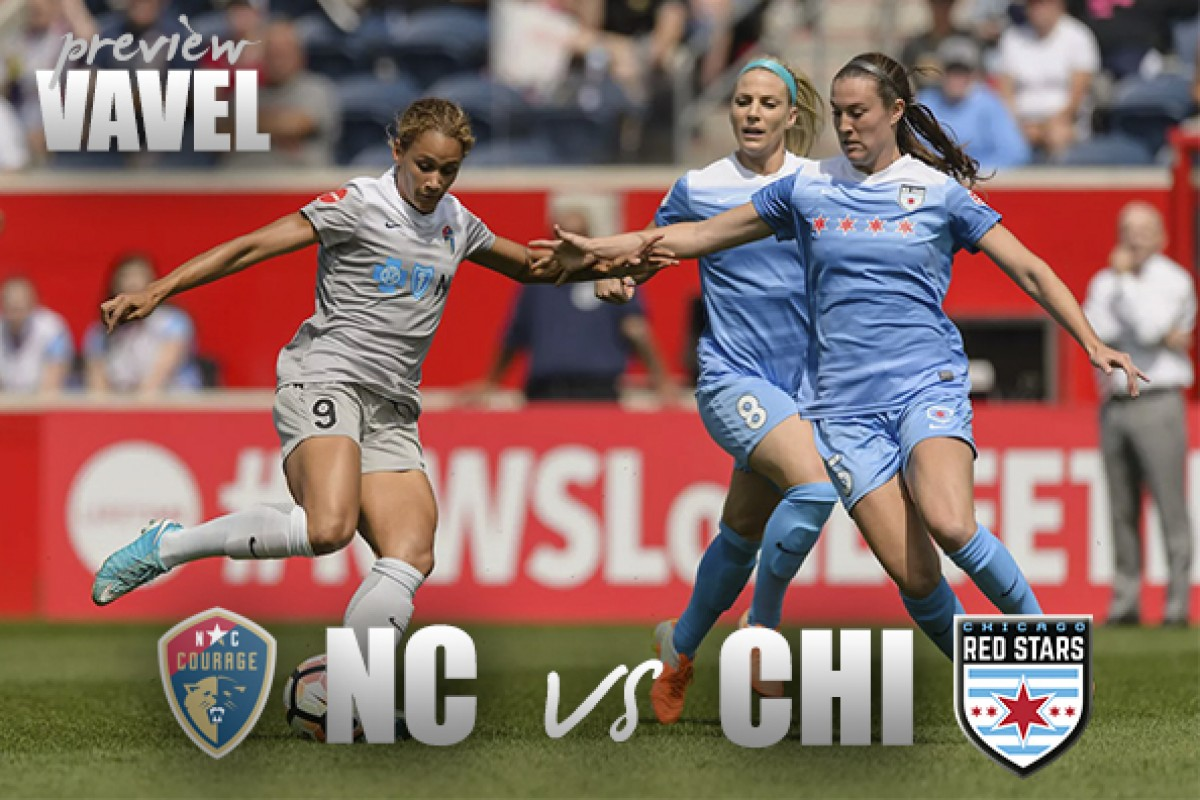 North Carolina Courage vs Chicago Red Stars: Can the Red Stars stop North Carolina's undefeated streak?