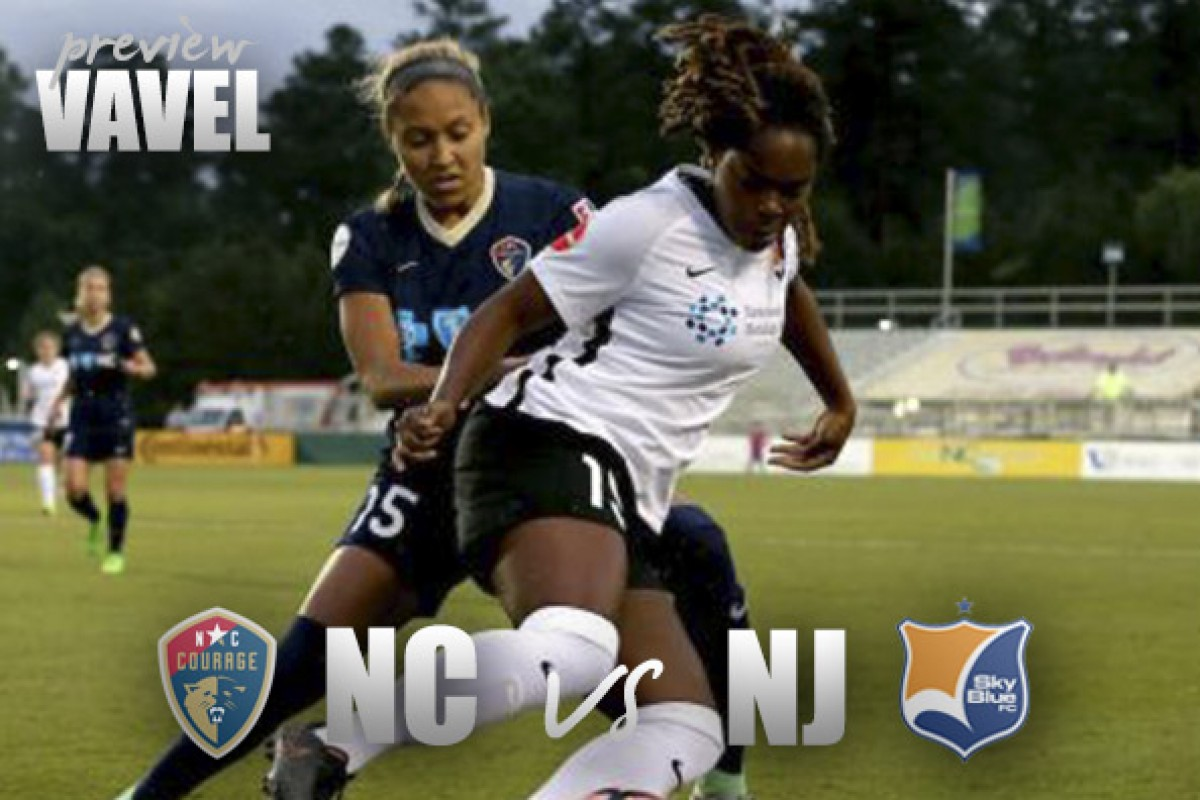 North Carolina Courage vs Sky Blue FC preview: First match of the season for Sky Blue