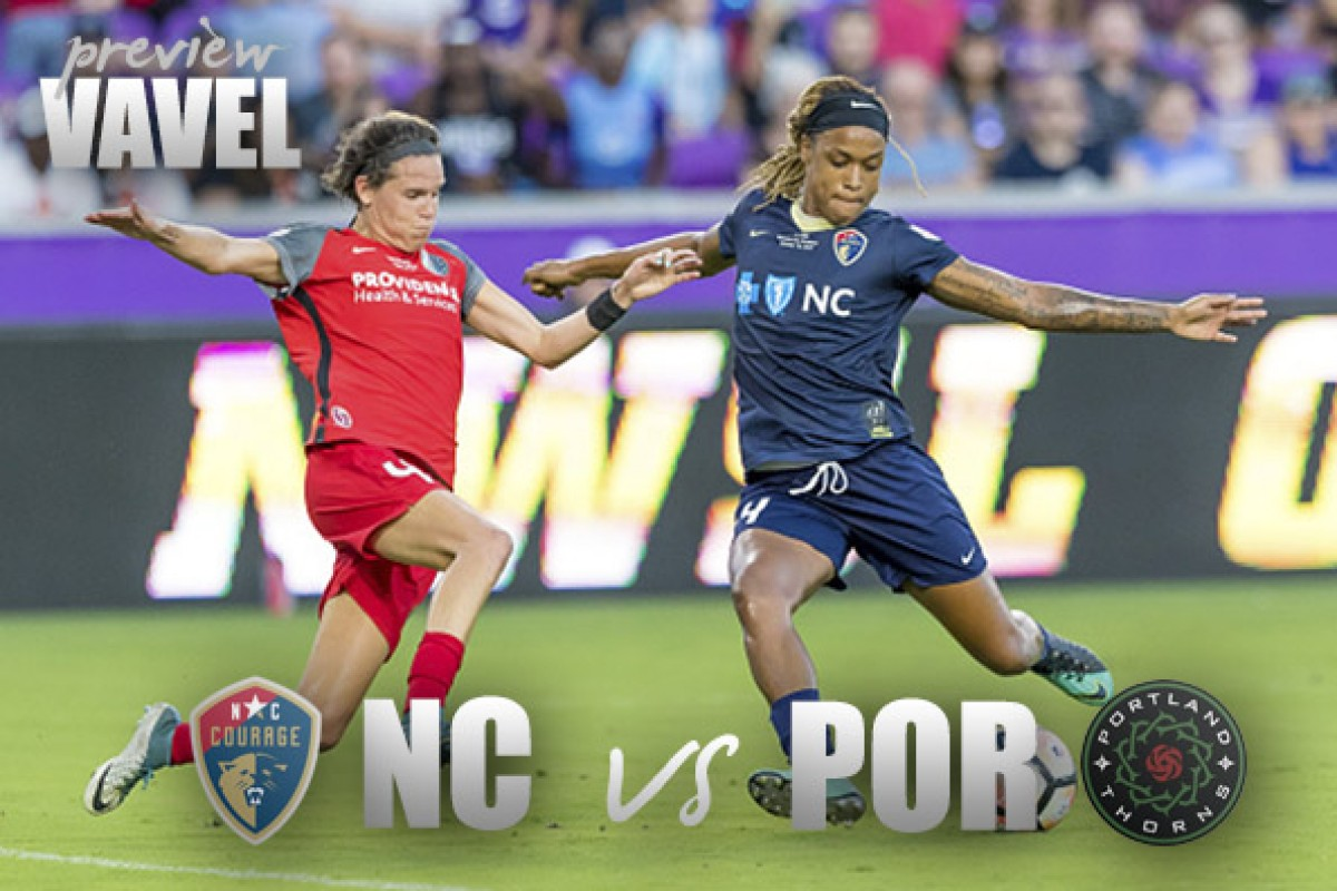North Carolina Courage vs Portland Thorns FC preview: A championship rematch to open the 2018 season