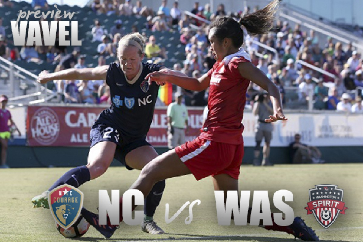 North Carolina Courage vs Washington Spirit Preview: The Courage look to remain unbeaten