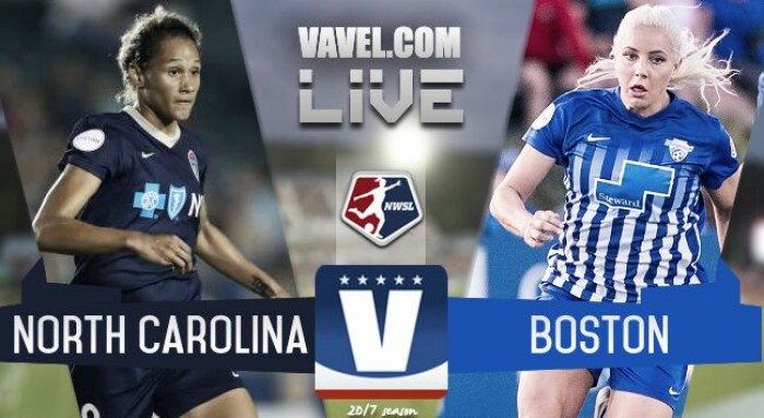 North Carolina Courage bests Boston Breakers 3-1