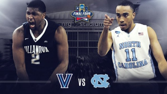 March Madness : Villanova et North Carolina se qualifient solidement pour la finale NCAA