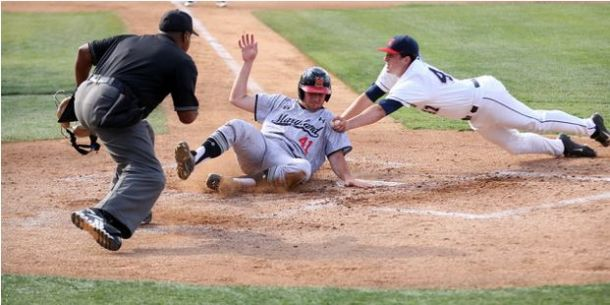 NCAA Baseball Tournament: Day One Recap