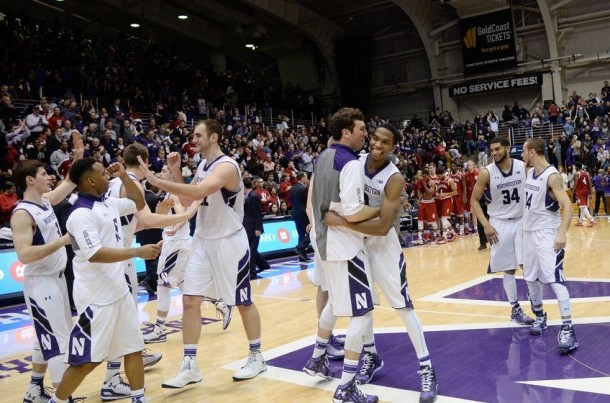 Northwestern Keep Winning Streak Alive WIth Win Against SIUE