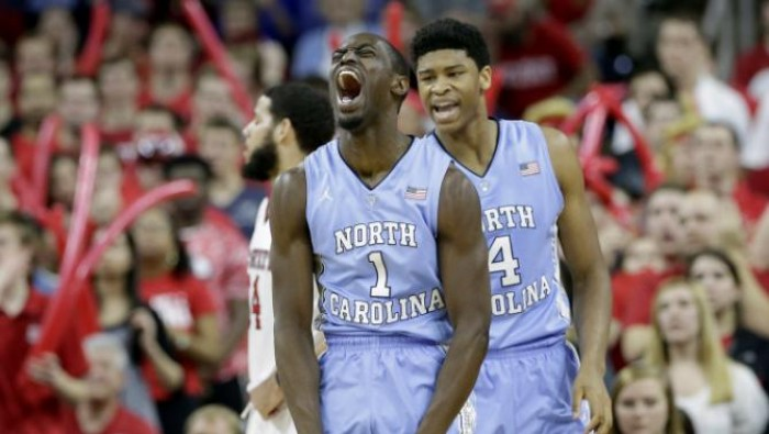 North Carolina Tar Heels Handle Business On The Road, Defeat NC State Wolfpack 80-68
