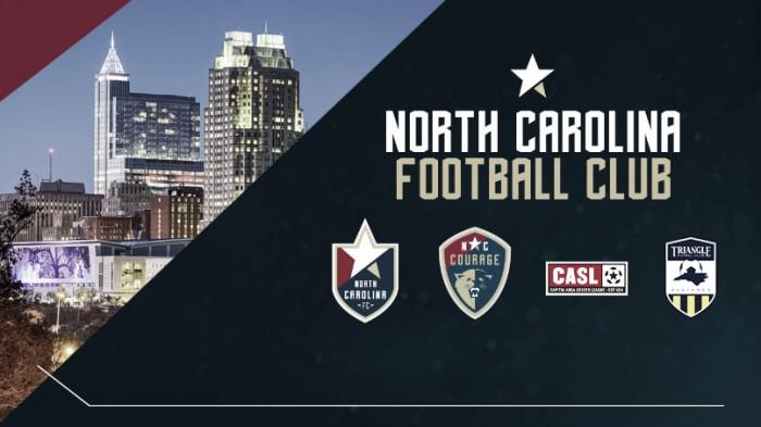 North Carolina FC teams up with Capital Area Soccer League and Triangle Futbol Club Alliance