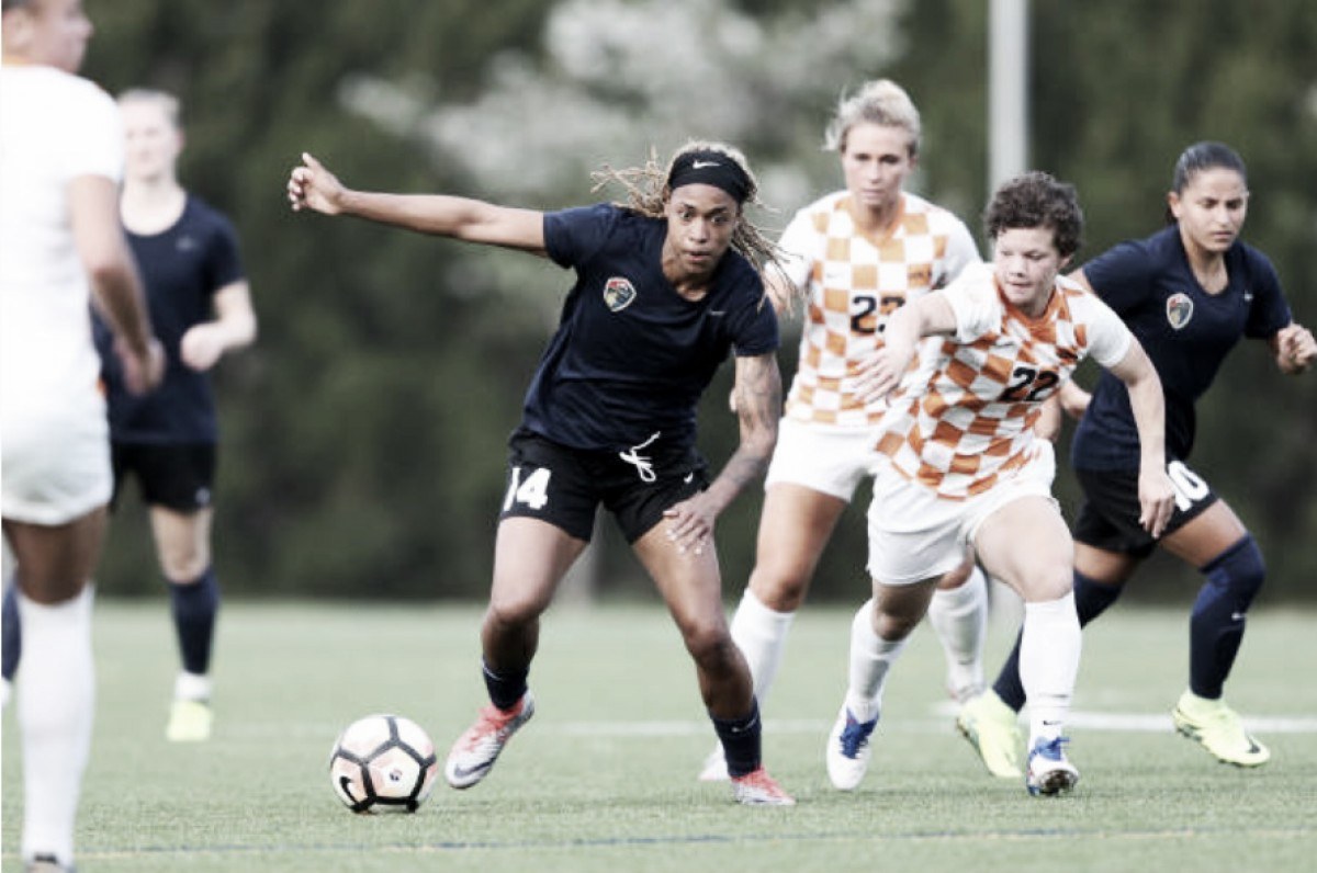 North Carolina Courage release preseason schedule