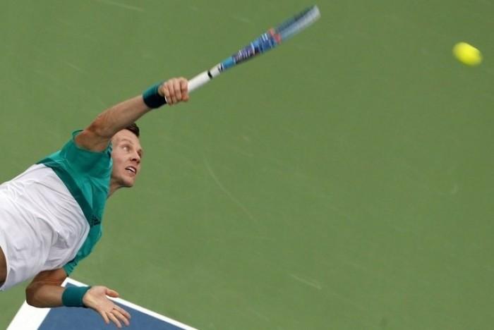 ATP 500 Dubai: Berdych è troppo forte, Fabbiano si arrende in due set