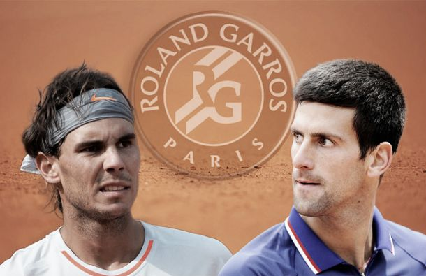 Roland Garros, il giorno di Djokovic - Nadal