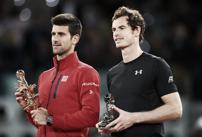 Madrid Final: Novak Djokovic wins title in three sets, defeating Andy Murray