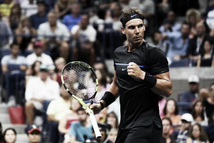 Rafael Nadal bate Kuznetsov e está nas oitavas do US Open