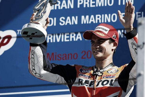"""Dani Pedrosa: """"Valentino y Jorge estaban muy fuertes"""""""
