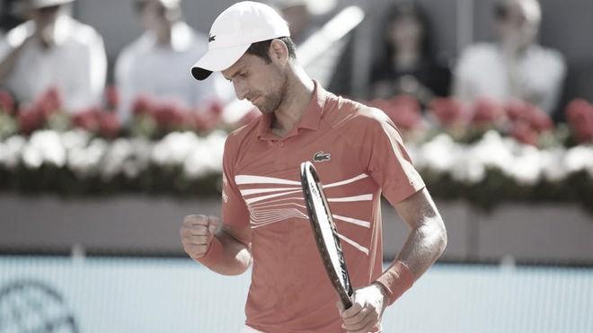 "Novak Djokovic: ""Thiem también se ha merecido la victoria"""