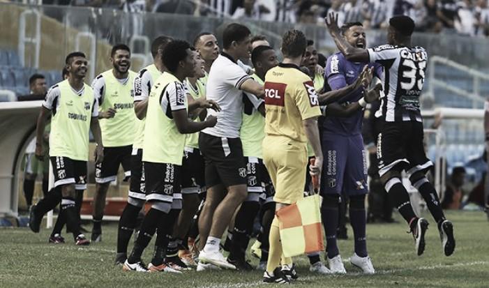 Na estreia de Chamusca, Ceará vence Oeste sem dificuldades e se aproxima do G-4 da Série B