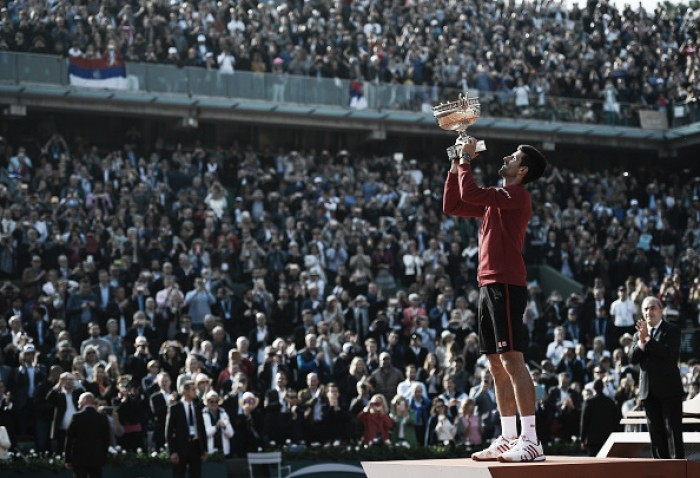 French Open 2016: Novak Djokovic completes career slam