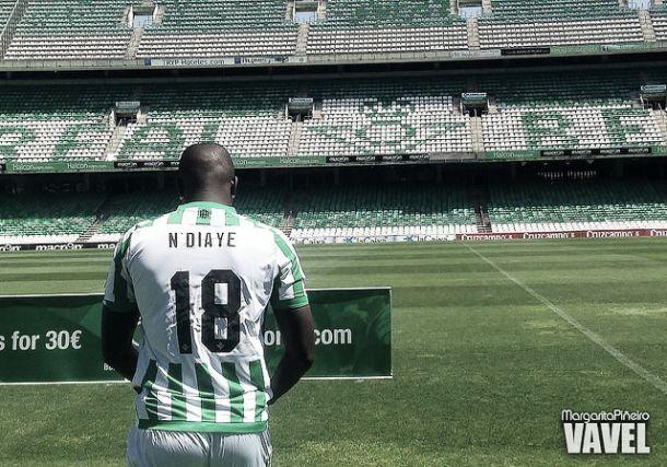 """N'Diaye: """"Era importante ganar para ampliar la distancia con el descenso"""""""