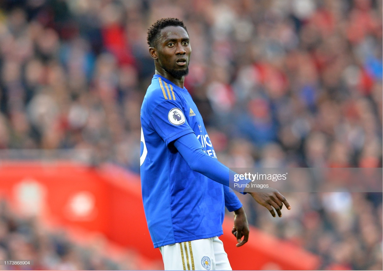 Wilfred Ndidi praises Rodgers for bringing out 'fire' in Leicester squad